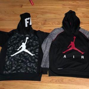 Jordan hoodies